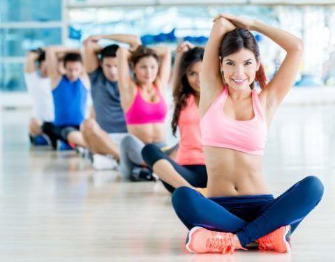Йога для суставов в группе