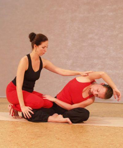 Лечебная гимнастика и йога