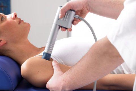 Физиопроцедуры благотворно влияют на состояние тканей