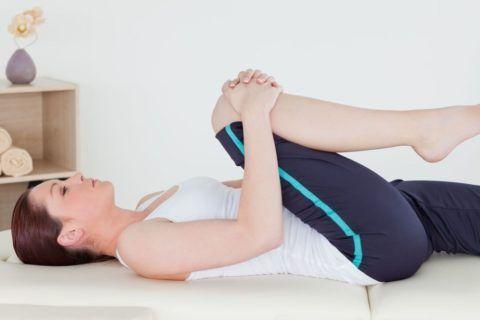 Лечебная физкультура очень полезна при артрозе