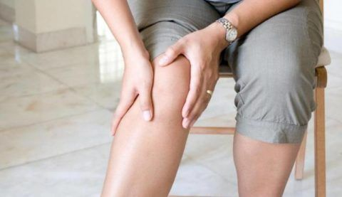 О чем свидетельствует боль в колене?
