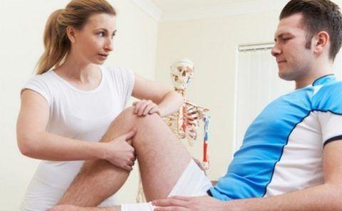 Профессиональный массаж как часть терапии