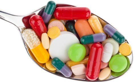 Таблетки от коленного артрита