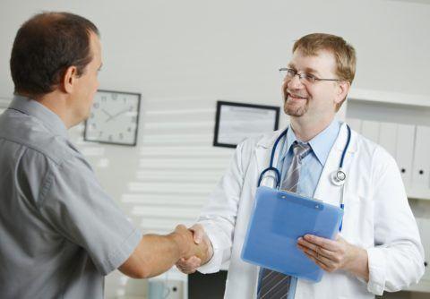 Важно полностью доверять своему лечащему врачу