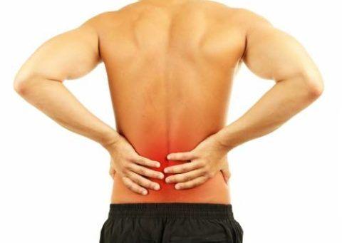 Боль — основной симптом межпозвоночной грыжи
