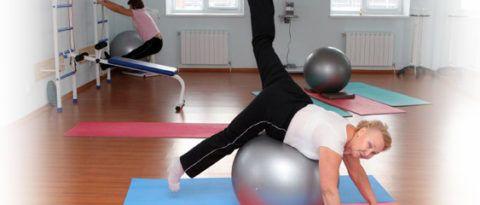 ЛФК помогает восстановлению больных суставов после того, как было пролечено острое воспаление.