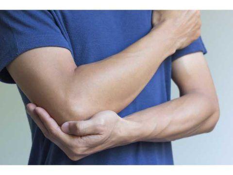 Локоть увеличился и болит: что это за болезнь?