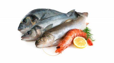 Морская рыба и морепродукты очень полезны при остеоартрозе