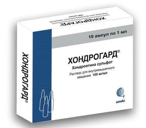 Препарат для профилактики разрушения хрящевой ткани