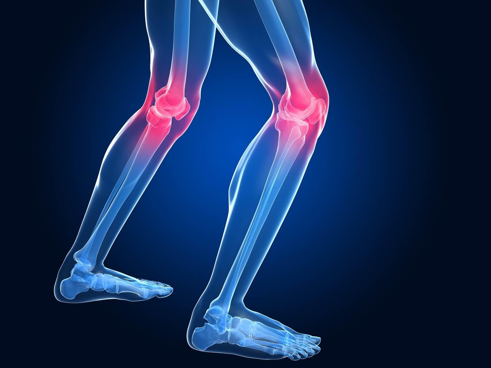 По каким причинам болят коленные суставы, чем лечить наиболее эффективно