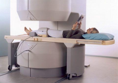 МРТ помогает найти первопричину воспаления в колене.