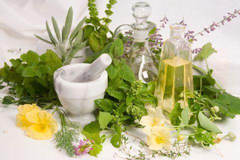 Натуральные средства обладают высоким терапевтическим эффектом