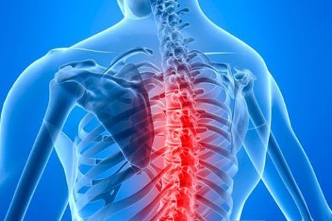 Остеохондроз грудного отдела позвоночника питание и лечение