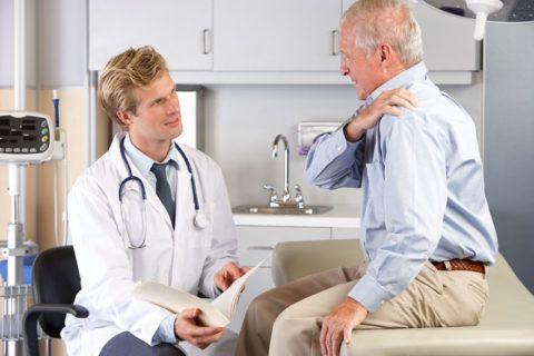 При дискомфортных ощущениях стоит проконсультироваться с врачом.