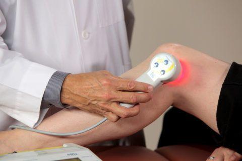 Проведение физиопроцедур благотворно воздействует на процесс выздоровления