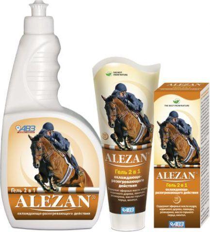 Средства «Алезан» с успехом применяются для облегчения симптоматики при больных суставах.