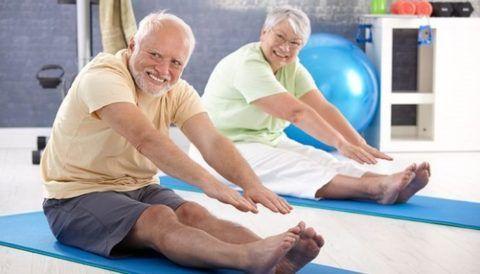 Упражнения из Гимнастики Бубновского можно выполнять в любом возрасте