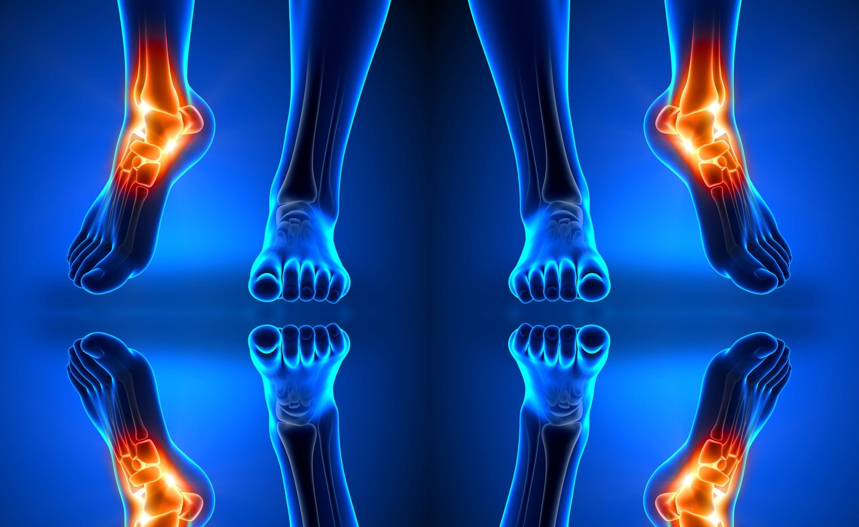 МРТ голеностопного сустава: как и для чего проводится