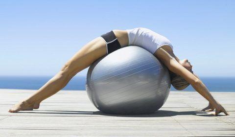 Некоторые статические упражнения из Пилатеса показаны даже при агрессивно растущих опухолях