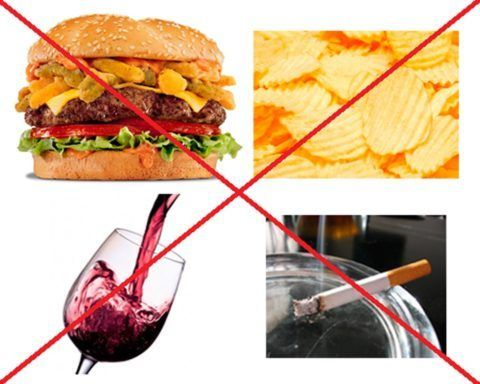Неправильный образ жизни может привести к заболеваниям суставов.