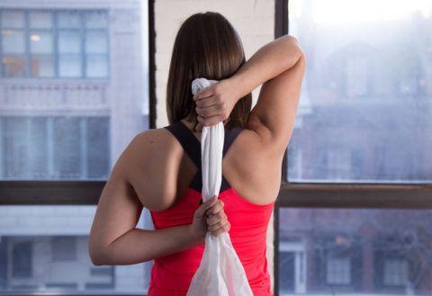 Облегченный вариант упражнения