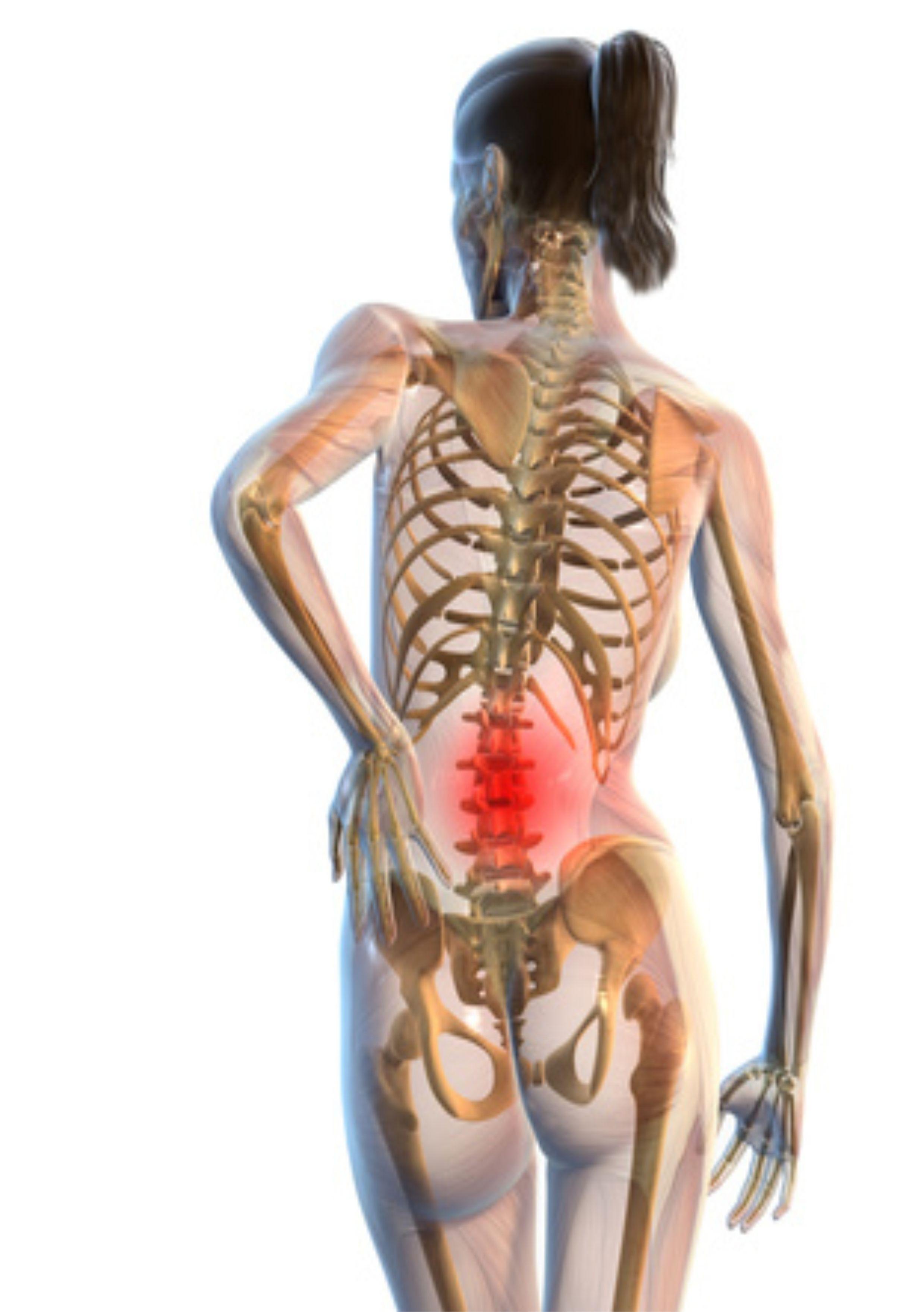 Как устранить боль в позвоночнике быстро и эффективно