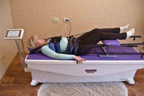 Применение физиопроцедур ускоряет процесс выздоровления