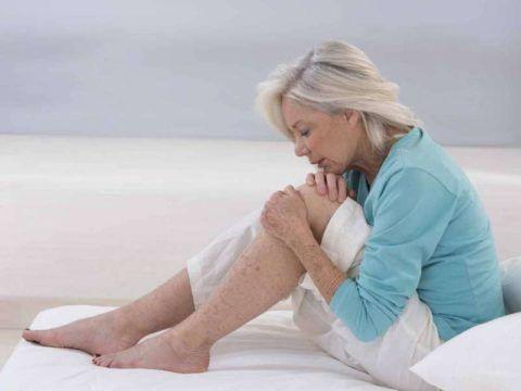 Самой частой причиной болей у пожилых людей является артроз