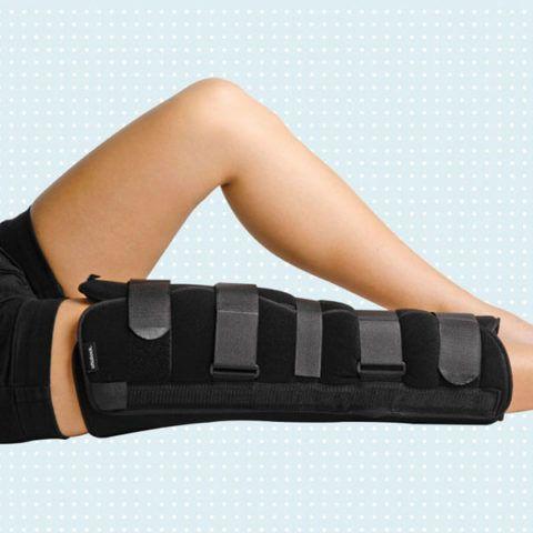 Тутор для стабильности коленного сустава
