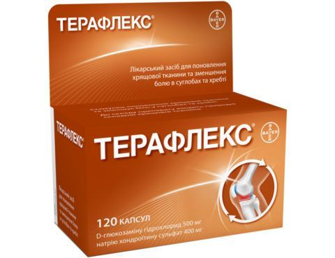 ВТерафлекс помогает при артрозах