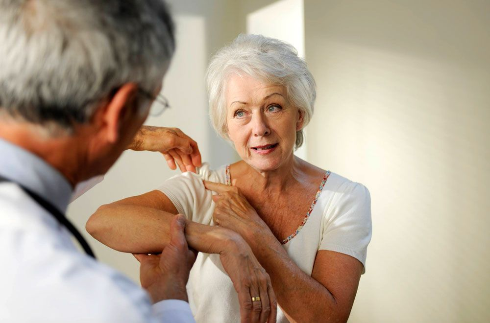 Обращение к врачу обезопасит от осложнений