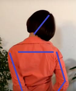 Боковая растяжка шеи