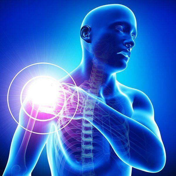 Отчего болит плечевой сустав, боль при поднятии руки – что предпринять?