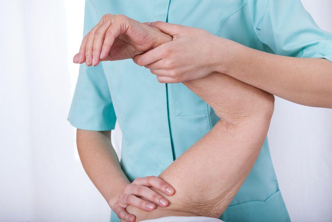 Контрактура суставов: причины, разновидности, лечение