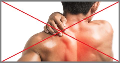 При возникновении боли сразу же прекратите занятие, и идите на консультацию к врачу