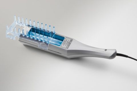 Аппарат для СУФ-облучения ограниченных участков тела
