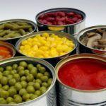 Частое употребление консервированной пищи негативно скажется на работе всего организма