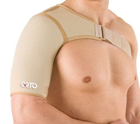 Эластичный бандаж на плечо