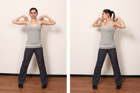 Физические упражнения для больного плеча «жизненно» необходимы