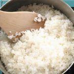 Готовится рис обычным способом