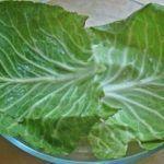 Капустные листья избавят от отеков и воспаления суставов