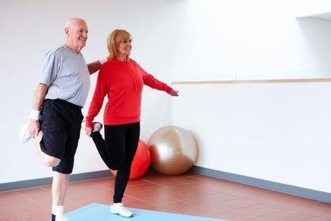 Гимнастика при гонартрозе коленного сустава 1, 2, 3 и 4 степени: упражнения видео