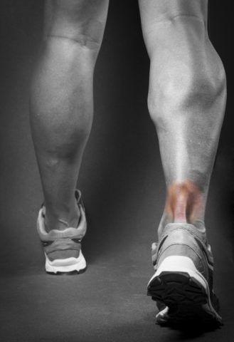 Нагрузка при ходьбе увеличивается постепенно