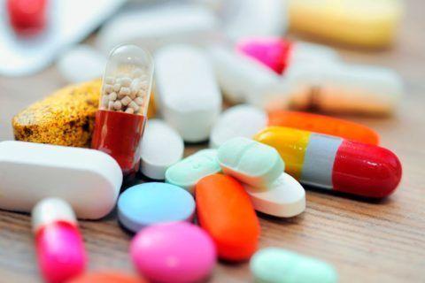 Перед баней желательно не принимать лекарства.