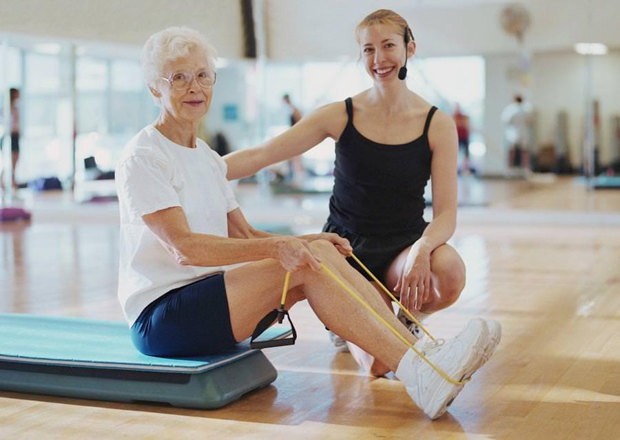 Гимнастика при артрозе тазобедренного сустава: лучший комплекс упражнений
