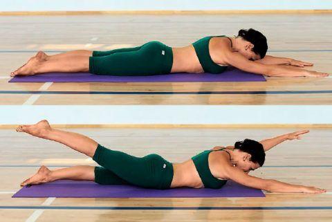 Полезные упражнения поможет подобрать тренер