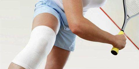 Причиной разрыва мениска часто становятся спортивные травмы