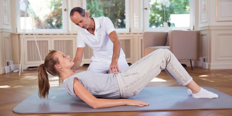 ЛФК при шейном остеохондрозе: универсальный комплекс упражнений