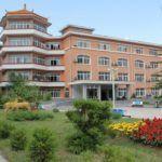 Наиболее известен во всем мире китайский военный госпиталь в Далянь