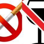 Появлению остеопороза способствуют употребление алкоголя и курение
